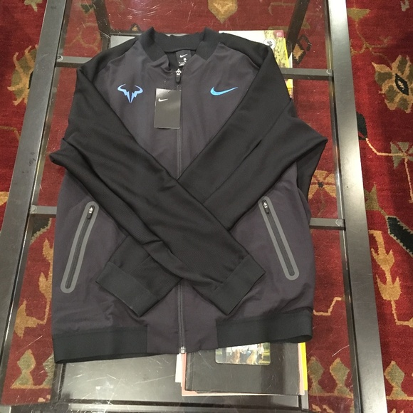 Nike Jackets Coats Rafa Nadal Premier Tennis Jacket Squadron Poshmark